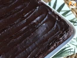 Prajitura cu ciocolata, vegana ! Un deliciu in bucatarie !