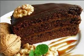 Tort de ciocolata cu nuci si miere – Perfect pentru ocazii speciale! Da-i Share pentru a salva reteta pe pagina ta